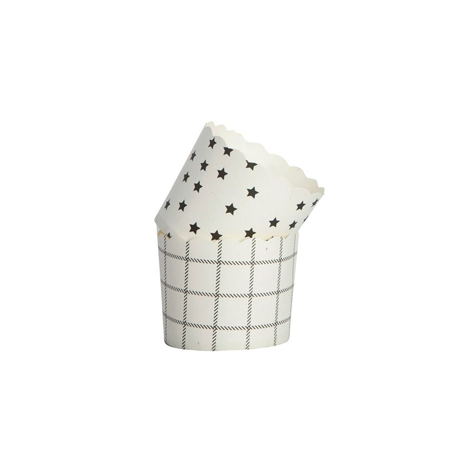 MOULE MUFFIN 2 DECORS
