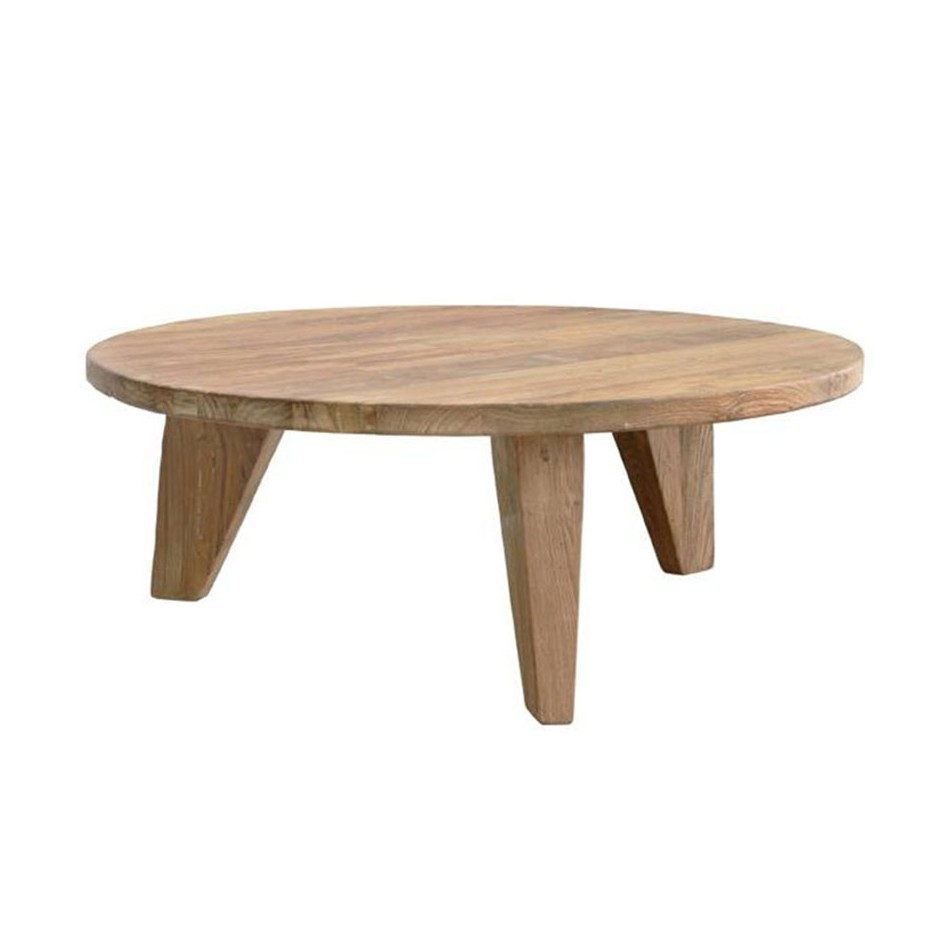 COFFEE TABLE EN TECK TAILLE L