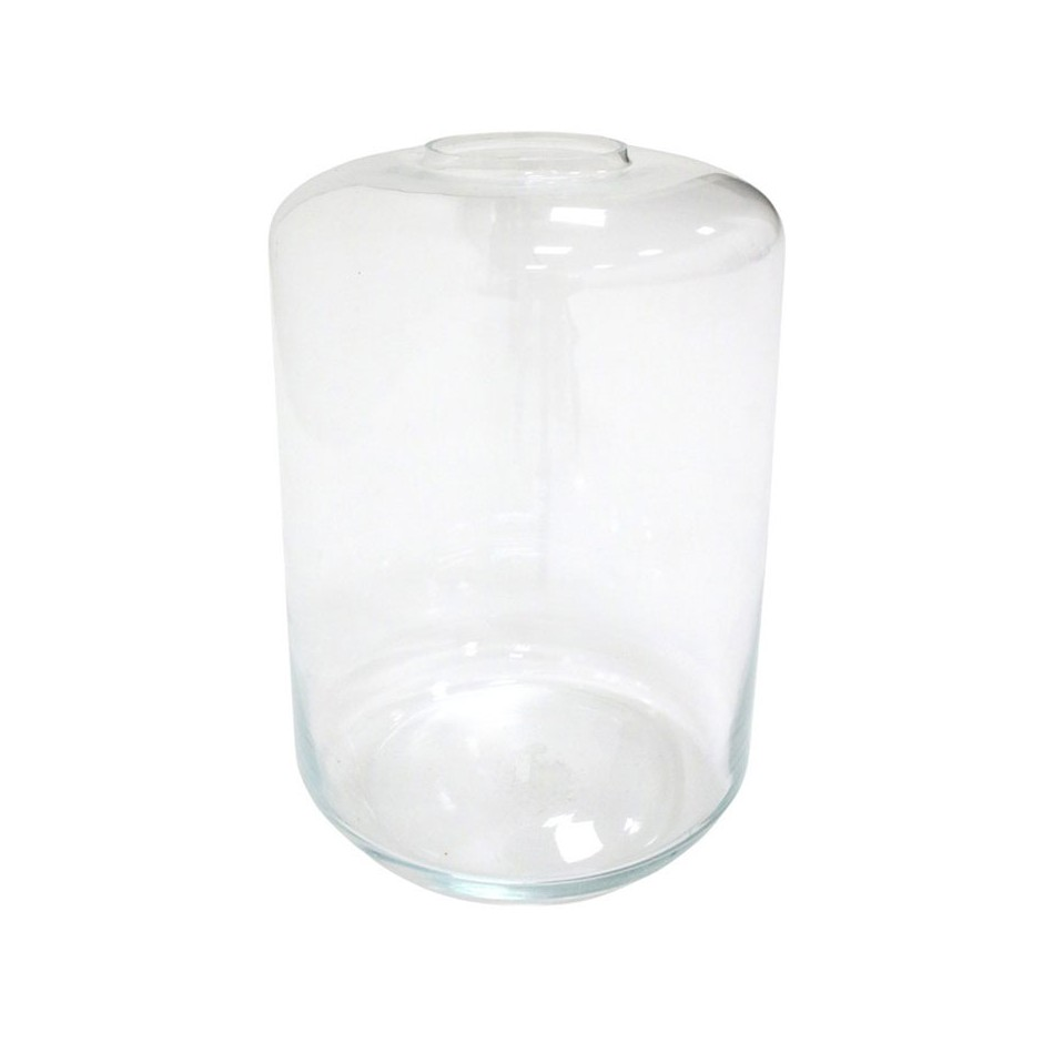VASE XL TRANSPARENT