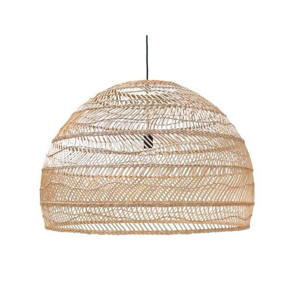 SUSPENSION OSIER NATUREL TAILLE L