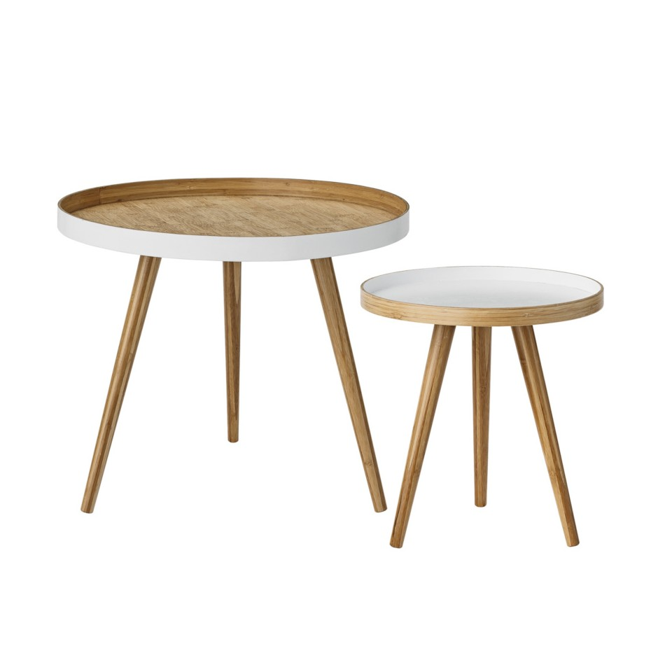 COFFEE TABLE SET DE 2