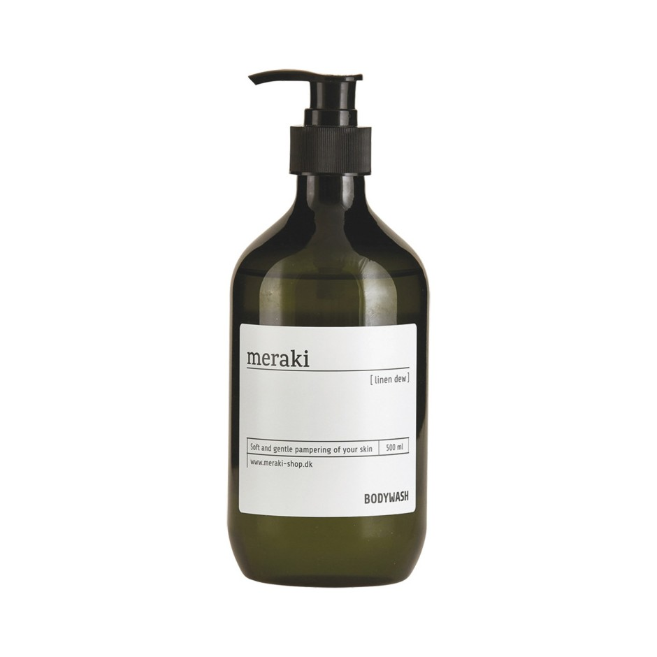 GEL DOUCHE LINEN DEW