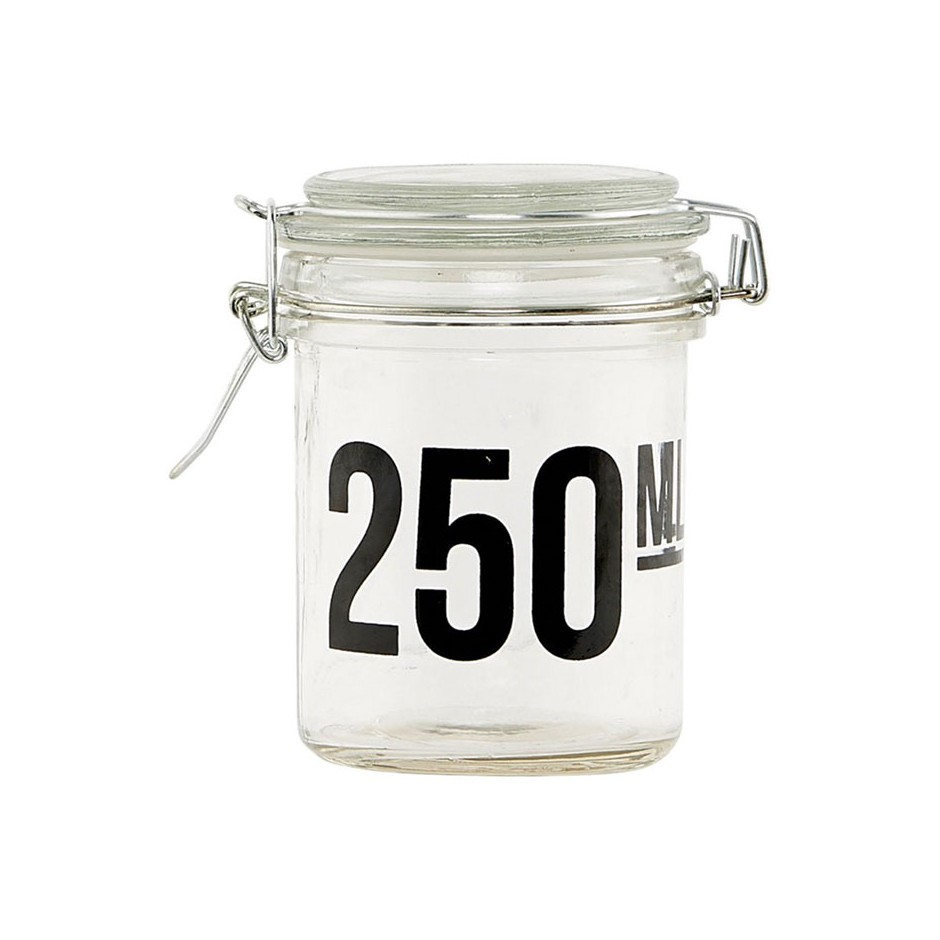 BOCAL HERMÉTIQUE - 250ML