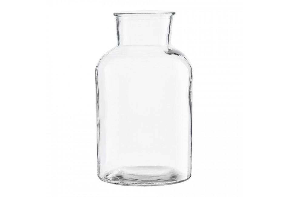 VASE GLASS TRANSPARENT