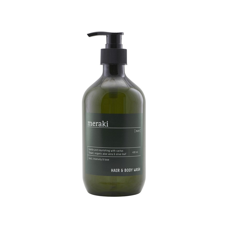 GEL DOUCHE MEN SENTEUR PIN 490ML