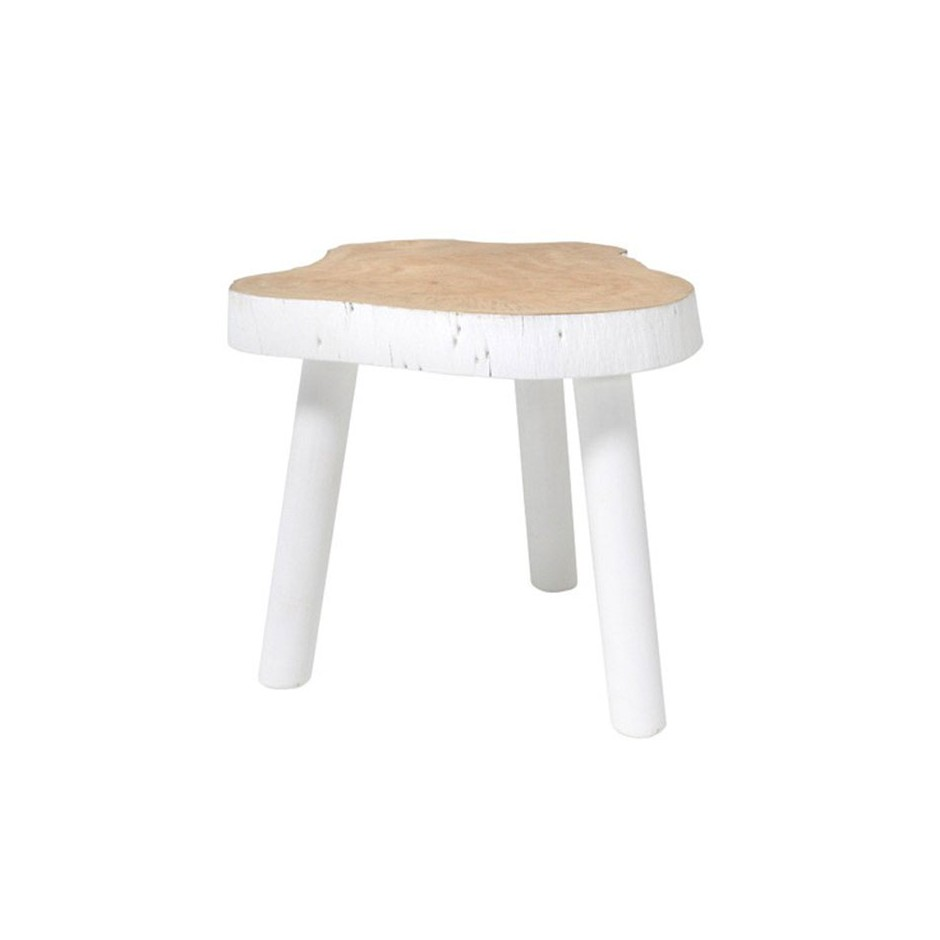 TABLE D'APPOINT NATURAL SHAPE